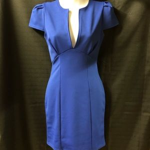 NWT Boohoo Blue Dress